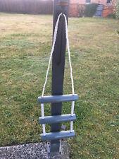 Strickleiter 3 Sprossen Bootsleiter Schlauchbootleiter Badeleiter