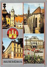 B75566 Bratislava namestoe 4 aprilla a radnicnou slovakia