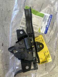 Hood Latch Genuine Ssangyong Actyon Sports 2012-2019