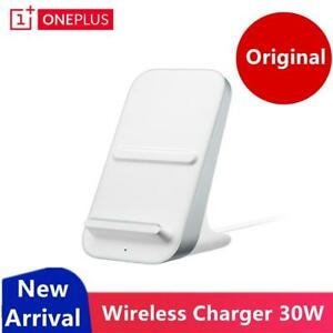 Original Oneplus 8 Pro Warp 30 Super Wireless Charging Charger Dock Station 30W