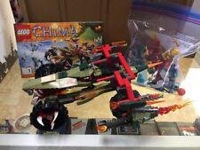 Cragger's Fire Starter Car Lego 70135 Legends Of Chima Set