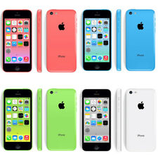 Factory Unlocked APPLE iPhone5C 32GB Pink Blue White Green Brand New in box!