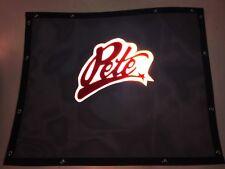 *REFLECTIVE* Pete 357/375/377/378/379 regular hood Premium Bug Screen BS-1988