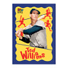 Ted Williams 2020 Throwback Thursday Set #42 Topps KIDS Boston Red Sox