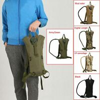 3L Hydration System Packs with Water Bladder Bag Outdoor Cycling Hiking Backpack