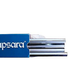 Apsara Platinum Extra Dark Pencil 5 Pencils With Eraser With Sharpener Free Ship