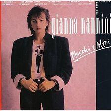 Gianna Nannini Maschi e altri (1987) [CD]
