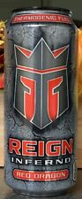 New Reign Inferno Red Dragon Thermogenic Fuel Energy Drink 16 Fl Oz 1 Full Can