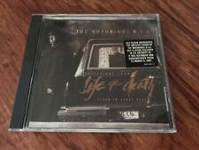 Rare Clean In Store Play Promo The Notorious B.I.G. Life After Death CD 1997