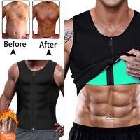 Neoprene Body Shaper Slimming Sweat Trainer Yoga Gym Cincher Vest Shapewear  ●❤