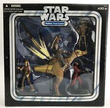 C 8.0 NEW MISB Star Wars 2004 Hasbro OTC Toys R us Exclusive Naboo Final Combat