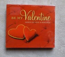 "CD AUDIO MUSIC / BE MY VALENTINE ""SONGS OF LOVE & ROMANTIC"" 2CD COMPILATION NEUF"