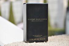 Black Cashmere Donna Karan edp 1.7 oz. 50ml Rare hard to Find