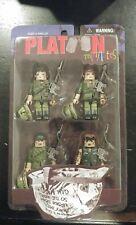 Platoon Minimates 2008 4 Pack New