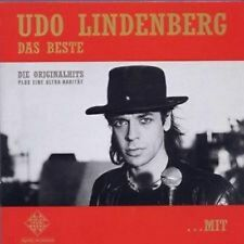 CD UDO LINDENBERG - DAS BESTE  / comme neuf