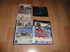 ALL-STAR BASEBALL 2003 BEISBOL DE ACCLAIM PARA LA SONY PS2 EN BUEN ESTADO
