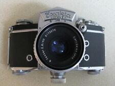 EXAKTA VAREX VX IIa Camera w/CARL ZEISS JENA TESSAR 50mm f/2.8