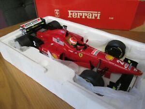 Ferrari 310/2 1996 1/12 scale Eddie Ervine Pauls Model Art never Displayed