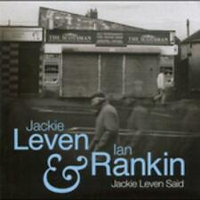 Leven Jackie and & Ian Rankin - Jackie Leven Said (NEW CD)