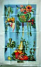 New listing Belcrest Prints Colorful All Pure Linen Dish Towel-17 X 27 Inches