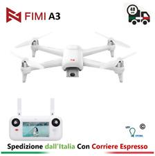 Drone Xiaomi FIMI A3 FULL HD WIDE EIS 2 ASSI GIMBAL 1KM GPS 21 minuti IN ITALIA