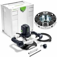 Festool Fraiseuse de Rénovation Renofix Rg 150 E Set Sz 768984 En Sys 5 T Le