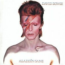 Aladdin Sane [Remaster] by David Bowie (CD, Sep-1999, VIRGIN) BRAND NEW & SEALED