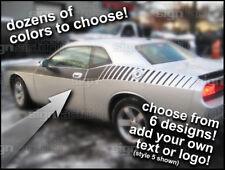 Side Strobe Stripes Fits Dodge Challenger Rt Srt Srt8 2009 And Up 2015 2020
