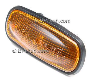 Land Rover Discovery 2 II Side Fender Marker Lamp Light Amber Orange NEW