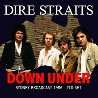 DIRE STRAITS - DOWN UNDER (2CD)