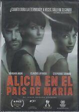 Alicia En El Pais De Maria  DVD NEW Barbara Mori, Jesus Magana Vazquez SEALED