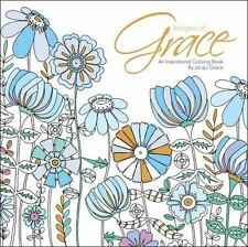 Images of Grace: An Inspirational Coloring Book by Jacqui Grace (English) Paperb