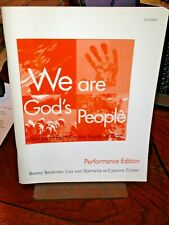 We are God's People: Stories of Faith for the Family of God, Betsy Beckman