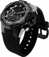 New Mens Invicta 26268 51mm Bolt Limited Edition Chronograph Silicone Watch