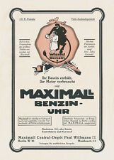 Maximall Central Depot Paul Uomo will benzinuhr Marrone Beck PIASTRA MOTORE a2 436