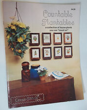 """Countable Plantables a collection of house plants you can """"count on"""""""