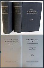 Hammer Die Melanchthonforschung im Wandel der Zeit 2 Bde 1967 Theologie Religion