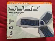 Solio Hybrid Solar Charger Unused Original Packaging S13-B38D