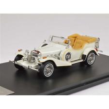 EXCALIBUR SERIE III PHAETON WHITE 1:43 Neo Scale Models Auto d'Epoca Die Cast