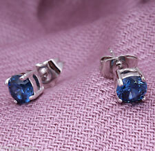 Cubic Zirconia Stud Natural Costume Earrings
