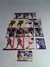 *****Andrei Nikolishin*****  Lot of 70 cards.....21 DIFFERENT / Hockey