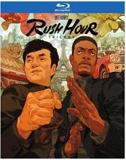 Rush Hour Trilogy [New Blu-ray] Boxed Set, Digital Theater System, Slipsleeve