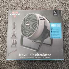"= Vornado 6.2"" 2 Speed Indoor Desk Fan Travel Air Circulator 1158597"