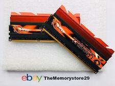 RARE!! 16GB 2 x 8GB G.Skill TridentX Memory DDR3 2666MHz PC3-21300 DIMM 240 Pin
