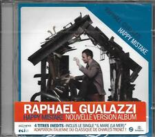 CD RAPHAEL GUALAZZI HAPPY MISTAKE 12T + 4T BONUS NEUF SCELLE FRENCH STICK