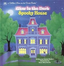 Spooky House (A Golden Glow in the Dark Book)