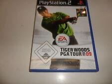 PlayStation 2   Tiger Woods PGA Tour 09