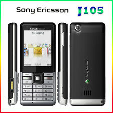 J105 Original Sony Ericsson j105i (Unlocked)2MP Bluetooth FM MP3 MP4 3G