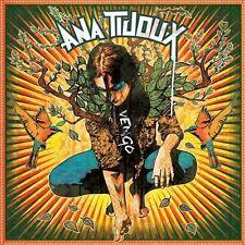 Vengo by Ana Tijoux (CD, Mar-2014, Nacional Records)
