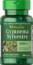 Gymnema Sylvestre 400 mg x  180 Caplets Weight Loss **AMAZING PRICE **